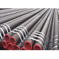 China 10.29*1.73mm Steel Line Pipe / Line Pipe And Oil Well Pipes For Conveying Gas on sale