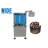 Buy cheap Electric Motor Segmented Stator Core Rolling Up Machine product