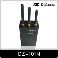 Buy cheap 2-3hour Working Portable Mobile Jammer (DZ-101N) product