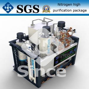 El hidrógeno más quita capacidad oxígeno-gas del sistema 100-5000Nm3/h de la purificación