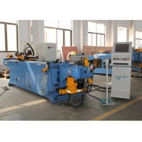 Buy cheap 38mm Steel Plate Wire Tube 3D CNC Pipe Bending Machine product