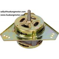 Buy cheap 1/4hp Single Phase Washing Machining Motors with Copper/Aluminum Wire HK-038T product