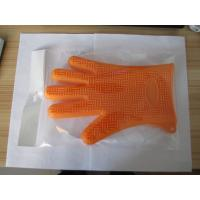 Buy cheap OEM kitchen silicone glove cooking product