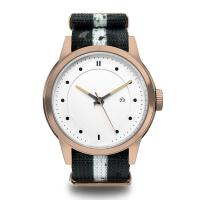 Buy cheap Classical Slim Nylon Band Watches Mineral Crystal For Outdoor Sports product