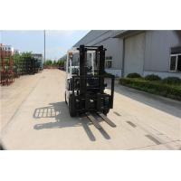 Buy cheap 2.5 Ton LPG Powered Forklift , Custom Color 3m Full Free Lift Forklift Outdoor from wholesalers
