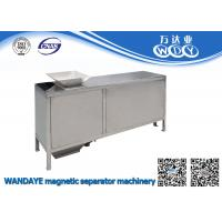 12 Layer Permanent Magnetic Separator Cabinet With Rare Earth Neodymium Magnets
