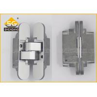 Buy cheap Zinc Alloy Removable 3D Concealed Hidden Hinges For Kitchen Cabinets product