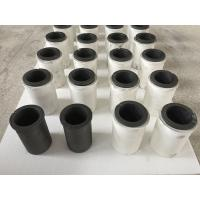 Buy cheap Graphite High Temperature Crucible Anti - Corrosion For Induction Electric Furnace product