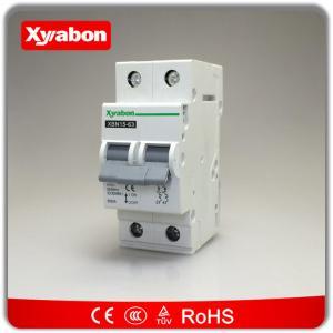 Buy cheap HAGER TYPE DISJONCTEUR BIPOLAIRE MC220 de 20 ampères de ka MCB de C 10 product