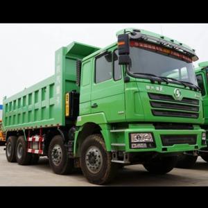 Buy cheap heavy duty low price Shacman 6*4 8*4 dump trucks F3000 Shacman truck product