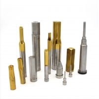 Buy cheap OEM ODM Supported Titanium Plating HSS Die Punch Pins from wholesalers