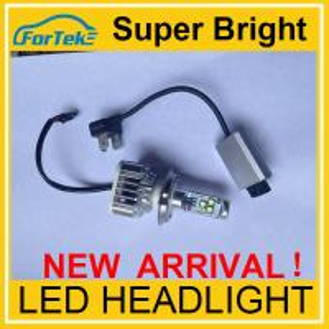 Buy cheap HOT SALE! CREE h4 12v led headlight Super Bright product
