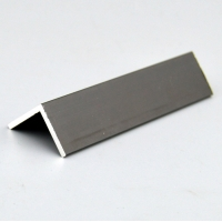 Buy cheap Black Anodized Aluminum Equal Angle in Size of 50mm x 50mm x 3mm Wall Thickness product