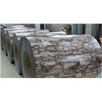 Buy cheap Galvanized Coated Steel Coils , Inner Wall Plates Painted Aluminum Coil product