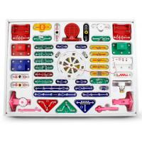 China Plastic battery operated educational electronic toys kits for children on sale