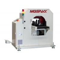 Buy cheap Electric Horizontal Stretch Wrapper , 1.1kw PLC Control Automatic Stretch from wholesalers