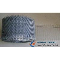Buy cheap Stainless Steel, Low Carbon Steel, Galvanized steel Expanded Metal Brick Mesh product