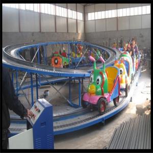 Buy cheap High quality amusement park kids mini shuttle electric cars china, mini roller coaster product