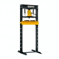 Buy cheap Central Hydraulics 20 Ton Industrial Hydraulic Shop Press For Auto Repair Shop product
