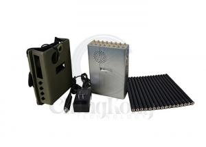 Buy cheap 18 Channel Handheld Signal Jammer With LCD Display product