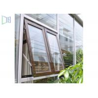 Buy cheap High Performance Aluminium Awning Window Special Designed Hinged on Top Window product