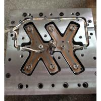 Hot Runner Dual Injection Molding , Custom Injection Molds ...