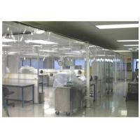Buy cheap PVC Curtain Wall Mobile Clean Room  For Operation Theatres / Bio Fertilizer Labs product
