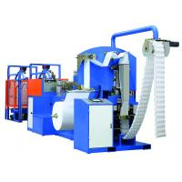 China 70 / Min 9.0kw Pocket Spring Machine Medium Speed With Two Winding Head on sale