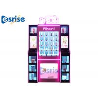 Buy cheap Gift Beauty Vending Machine , Benefit Makeup Vending Machine Hardware Acrylic product