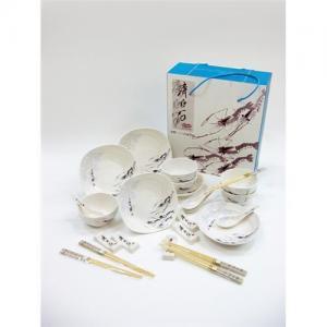 Buy cheap Nuevo servicio de mesa de la porcelana de hueso product