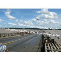 Buy cheap Long Distance City River Crossing Bridge Pre-assembled Multi Span Steel Bailey Construction product