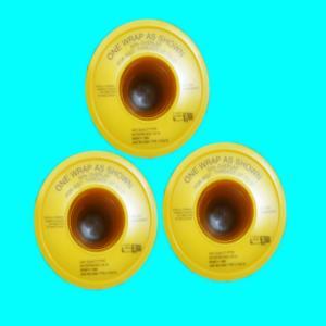 Buy cheap High Density Teflon Tape ,12mm x0.1mm x12m Density0.5g/cm3 product