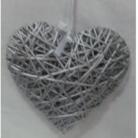 Buy cheap whole sales willow /wicker heart, wicker craft for christmas decoration product