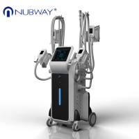 China 2018 trending products 4 handles weight loss beauty equipment cryolipolysis slimming machine for cellulite removal on sale