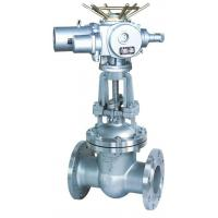 Buy cheap Air Actuated Resilient Seated Gate Valve Iron Coating EPDM / NBR Wedge product