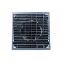 Buy cheap Air Conditioning Black Perforated Raised Floor Metal with Intelligent EC Draught Fan product