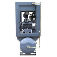 China Air Compressor for Sale 7.5HP-20HP Wholesaleair Compressor for Sale with Air Receiver Tank on sale