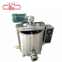 Buy cheap Movable Chocolate Melting Machine 1 Year Warranty For Cake / Dessert / Biscuit product