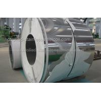 China 2B finished Cold Rolled 201 Stainless Steel Coil with 1/4H 1/2H FH Hardness wholesale