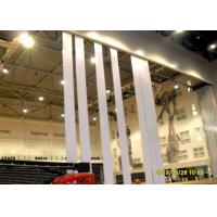 Buy cheap Ultra High Partition Wall Wood Veneer Finish , Operable Partition System Aluminum Frame product