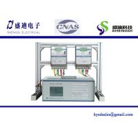 Buy cheap 2-Position Meter Test Bench,0.1 accuracy class,testing single and three phase from wholesalers