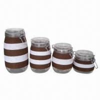 air tight glass jar quality air tight glass jar for sale. Black Bedroom Furniture Sets. Home Design Ideas