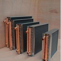 China Water To Air Copper Tube Aluminium Fin Heat Exchanger for US Market wholesale