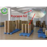 Buy cheap Local Anesthetic Agents Procaine powder, Raw Powder Procaine hcl for Pain Killer product