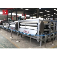 Buy cheap Continuous 18T/H 25T/H Belt Filter Press For Sewage Treatment product