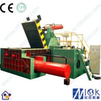 Buy cheap Scrap Metal Baler machine with good quality product