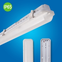 Buy cheap 10W~60W LED Tri Proof Light / Commercial Dust Tight Led Fixtures Custom Logo from wholesalers