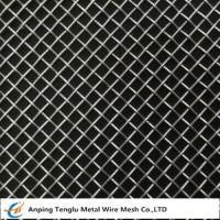 Buy cheap Stainless Steel Wire Mesh 1~635mesh with 0.02~2mm wire diameter Customized Size product
