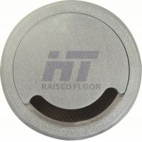 Buy cheap Plastic Raised Floor Accessories Round / Square Raised Floor Grommet product