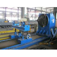 Buy cheap 10T Tail Stocks Rotary Welding Positioners , Tig Welding Equipment product
